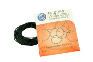 Round Gaskets, 100 x 32-50mm, 0 Rings Seal, Rubber Washers for Watches. J1105